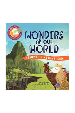 Shoptiques Product: Shine A Light: Wonders Of Our World