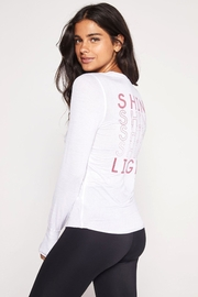SPIRITUAL GANGSTER Shine Active Long-Sleeve - Product Mini Image