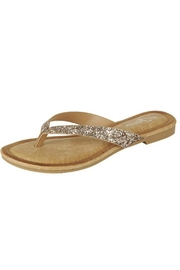 Lets See Style Shine Flip Flops - Product Mini Image
