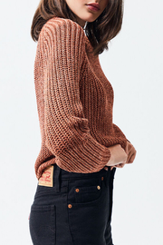 MinkPink Shine On Lurex Sweater - Other