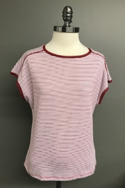 FDJ French Dressing Ship's Ahoy Top - Front cropped