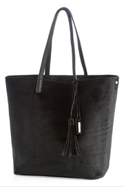 Shiraleah Alison Velvet Tote - Front cropped