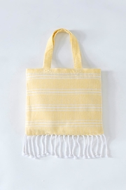 Shiraleah Bag Beach Towel - Product Mini Image
