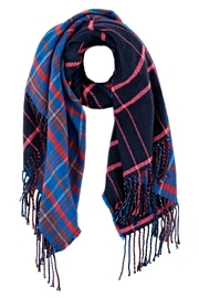 Shiraleah Bella Plaid Scarf - Front cropped