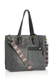 Shiraleah Bucktown Steel Tote - Product Mini Image