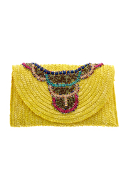Shiraleah Carmela Clutch - Product Mini Image