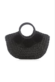 Shiraleah Coco Straw Bag - Product Mini Image