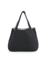 Shiraleah Cooper Reversible Tote - Front cropped