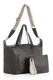 Shiraleah Dani Satchel With Zip Pouch - Product Mini Image