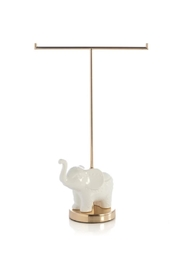 Shiraleah Elephant Jewelry Holder - Product Mini Image