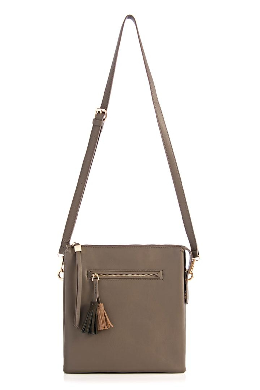 Shiraleah Hailey  Crossbody Purse - Front Cropped Image