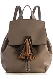 Shiraleah Hailey Tassel Backpack - Product Mini Image