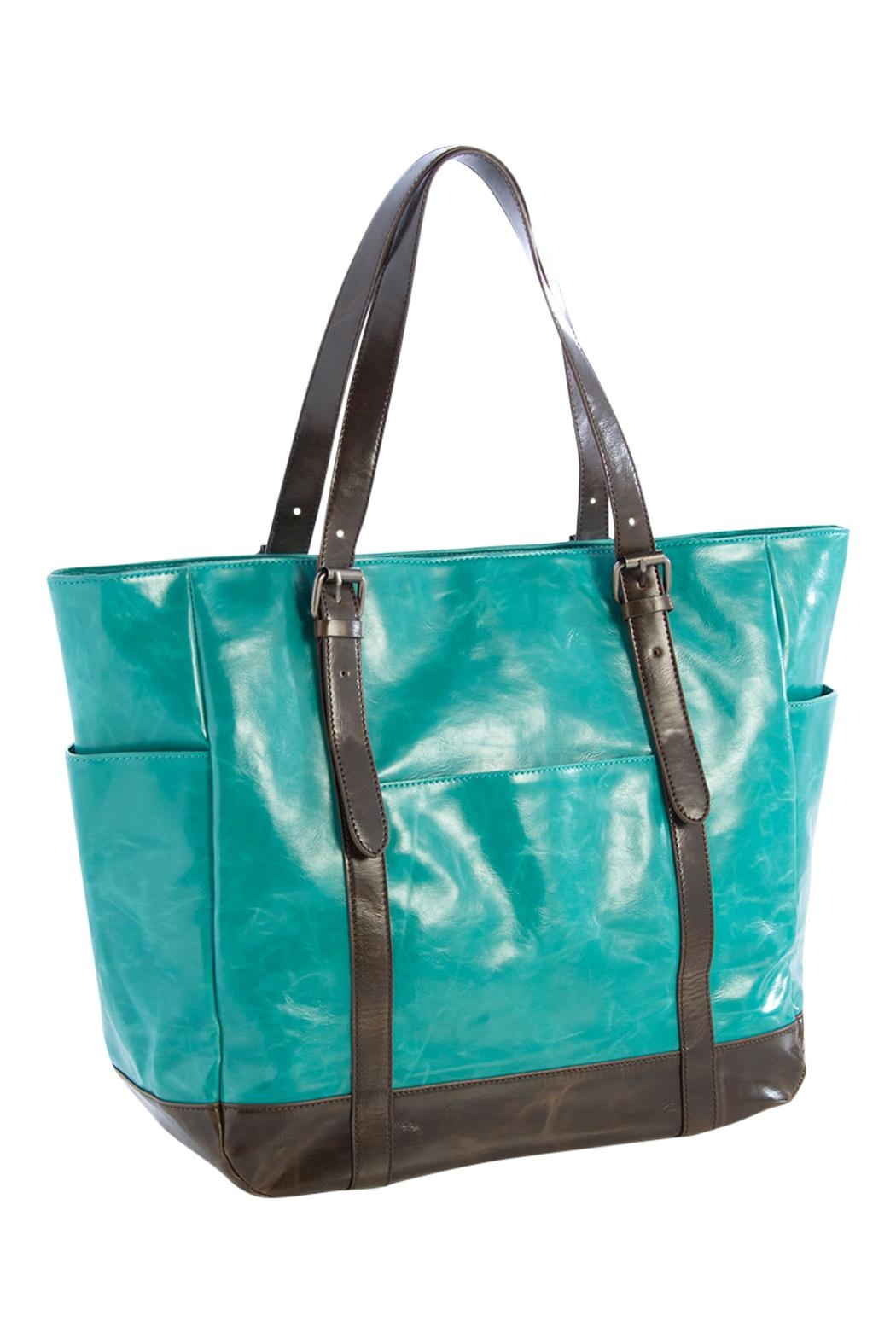 Shiraleah Harper Travel Tote Bag - Main Image