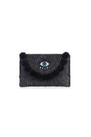 Shiraleah Lucky Eye Clutch - Front cropped