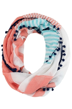 Shoptiques Product: Maria Infinity Scarf