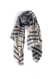 Shiraleah Nicola Plaid Scarf - Product Mini Image