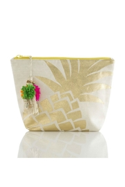 Shiraleah Pineapple Cosmetic Bag - Product Mini Image
