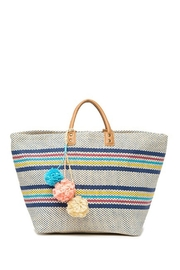 Shiraleah Ria Straw Tote - Product Mini Image