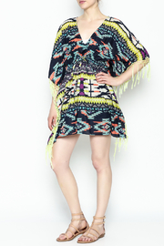 Shiraleah Rowlie Kaftan Cover Up - Side cropped