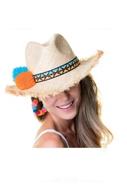 Shiraleah Sam Hat - Front cropped