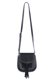 Shiraleah Skylar Saddle Bag - Front cropped