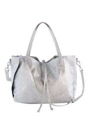 Shiraleah Stella Silver Tote - Front cropped