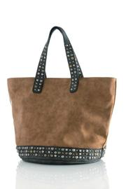 Shiraleah Stylish Roomy Tote - Front cropped