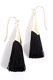 Shiraleah Talluah Silk Earrings - Product Mini Image