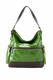 Shiraleah Vegan Leather Hobo Tote - Front cropped