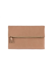 Shiraleah Verena Fold Clutch - Front cropped