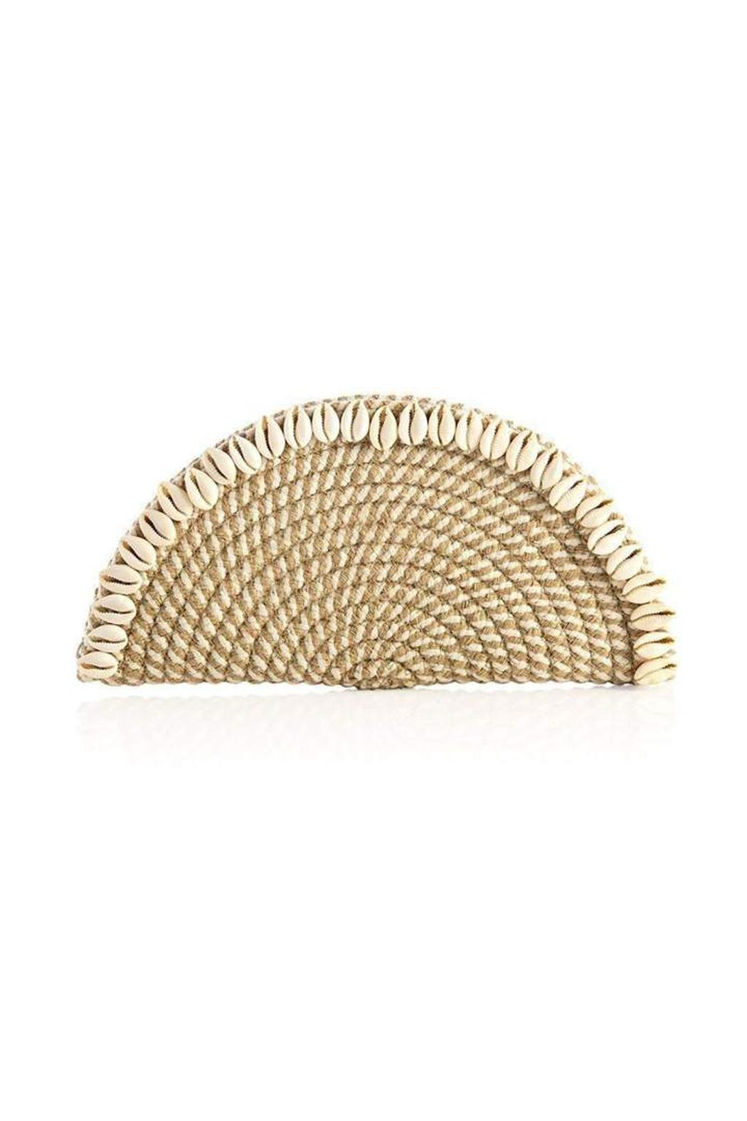 Shiraleah Willa Puka Clutch - Main Image