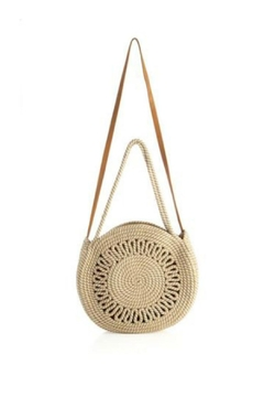 Shiraleah Willa Round Tote - Alternate List Image