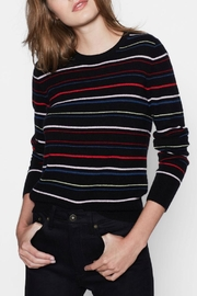 Equipment Shirley Stripe Sweater - Product Mini Image