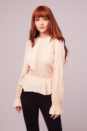 Band Of Gypsies Shirley Victorian Blouse - Product Mini Image