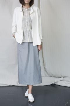 Shoptiques Product: Maxi Cotton Skirt