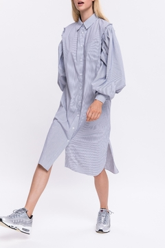 a713f5e9bc4 ... English Factory Shirt Dress - Product List Image