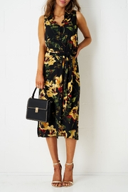 frontrow Floral Shirt Dress - Product Mini Image