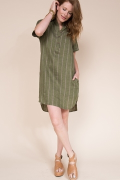 Ivy Jane  Shirt Dress with Pocket Detail - Alternate List Image