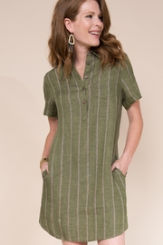 Ivy Jane  Shirt Dress with Pocket Detail - Product Mini Image