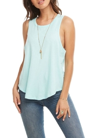 Chaser Shirttail Muscle Tank - Product Mini Image