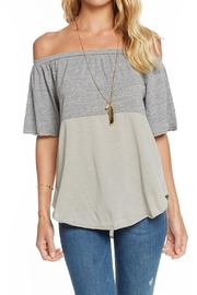 Chaser Shirttail Top - Product Mini Image