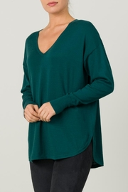 Margaret O'Leary Shirttail Vee - Product Mini Image