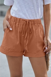 Shiying Fashion Carson Short Amber - Product Mini Image