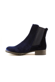 Shoe the Bear Angelica Velvet Bootie - Front cropped