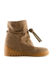 Shoe the Bear Line S Wedge Bootie - Side cropped