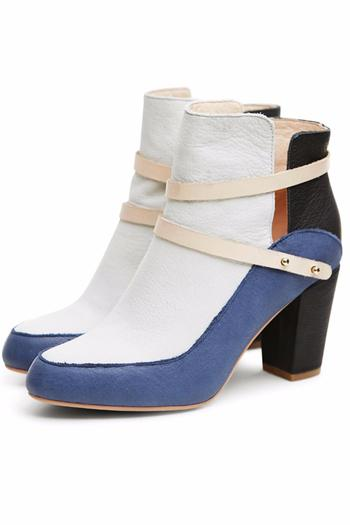Shoptiques Product: Multi Coloured Bootie - main