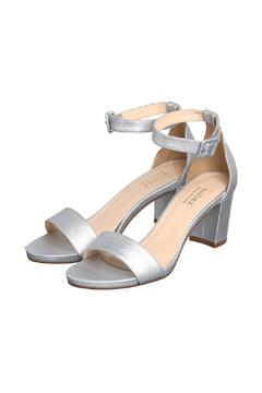 Shoptiques Product: Silver Leather Sandal