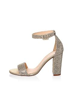 Shoez Web Store Sparkling Heeld Sandal - Alternate List Image