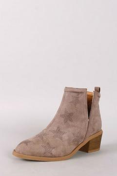 Shoptiques Product: Star Ankle Booties