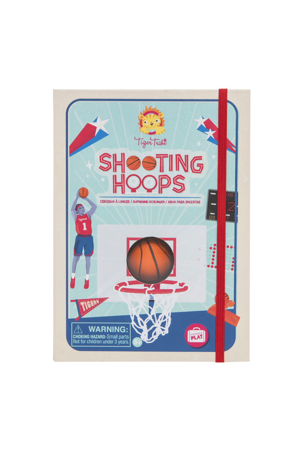 Schylling Shooting Hoops - Main Image